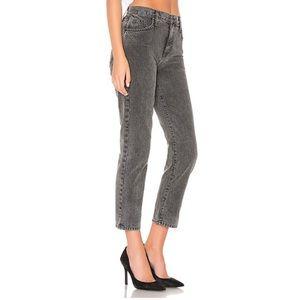 Current/Elliott Vintage Cropped Slim Jeans